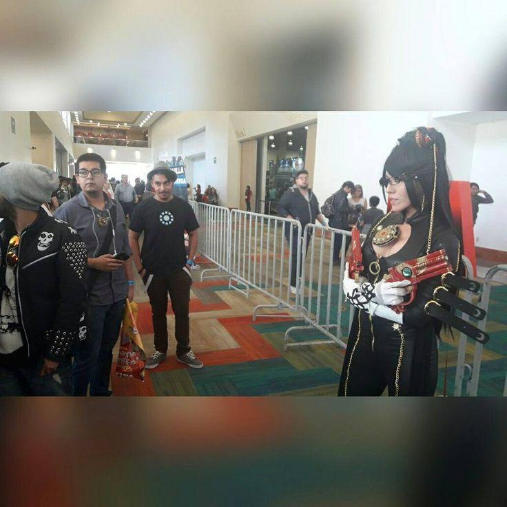 Gracias por tam calurosa bienvenida México fueron un amor   . . Thanks for so warm welcome México you were so nice  . . . . . #Mexico #mexicocity #cosplayer #cosplaygirl #bayonetta #videogamecosplay #lamolecomicon #lamole #lamolemexico @lamole_comiccon #ecuador #cosplayerlife #cosplayersofig #bayonettacosplay #videogame #playing