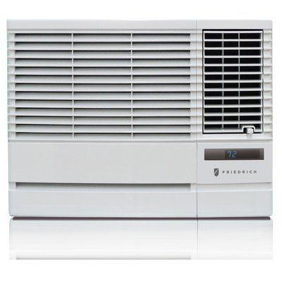 Friedrich Chill 7500 BTU Energy Star Window Air Conditioner with Remote