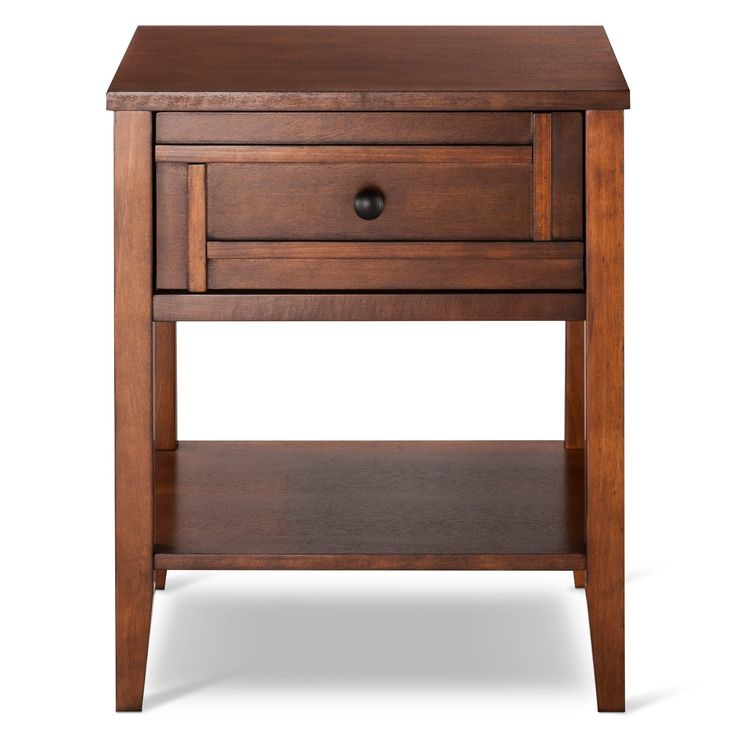 The Luther Collection combines versatile functionality with a modern take on the classic craftsman style. Featuring a pinwheeled mullion detail on door- and drawer-fronts and a warm vintage brown finish on the solid wood and veneer, Luther items are hardworking, useful storage pieces that are beautiful enough to be used throughout the home.