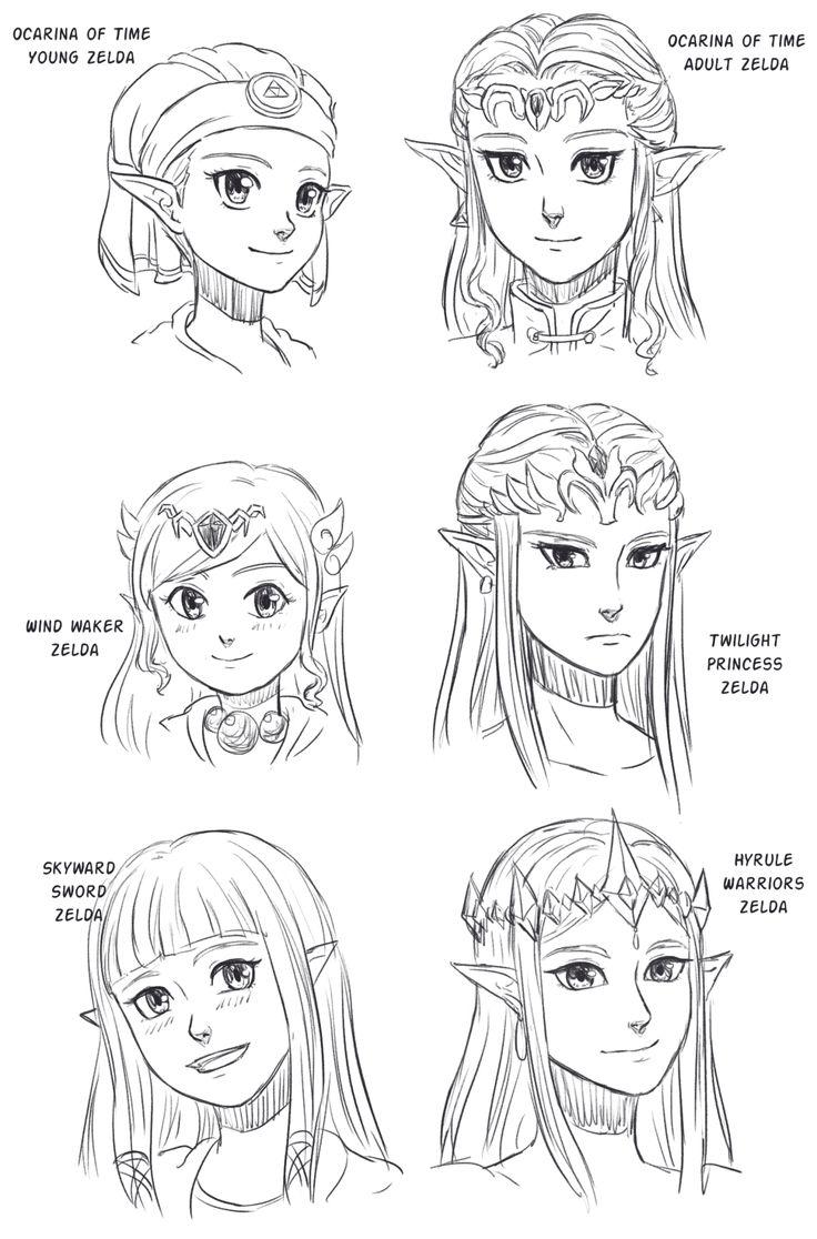 1545 Best Images About The Legend Of Zelda On Pinterest