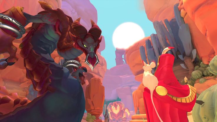 Gigantic - E3 2015 Trailer