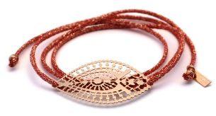 Bracelet Salomé sur cordon