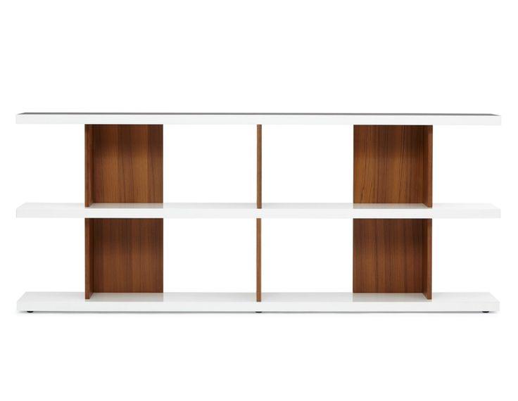 WHISTLER - Bookcase - White