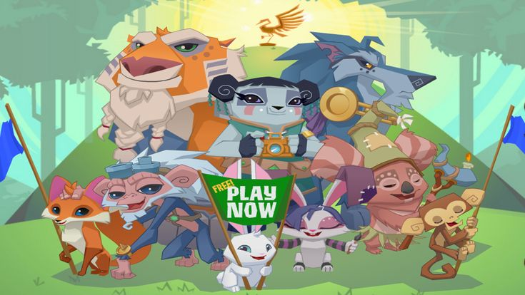 Created in partnership with National Geographic, Animal Jam features classic playground role playing infused with the life sciences. Description from jinxykids.com. I searched for this on bing.com/images