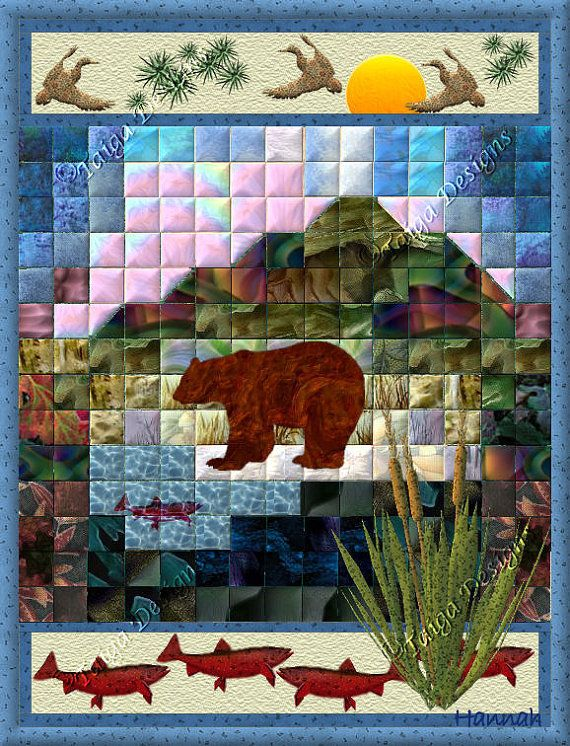 44 best MEN's Quilts images on Pinterest | Animal quilts, Flower ... : quilting for men - Adamdwight.com