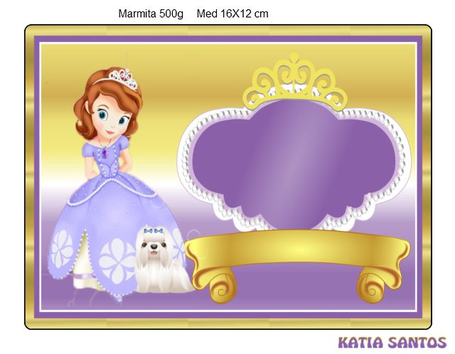 464 best Sofia The First Scrap Printables images on Pinterest