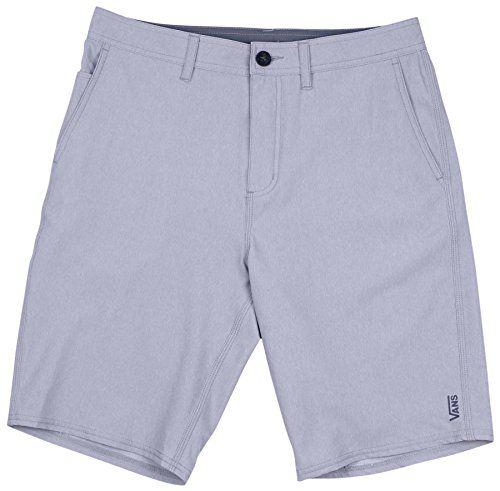 VANS Vans Men'S Jalama Heather Board Shorts-Grey. #vans #cloth #