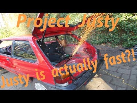 Project Justy | Episode 1 | The Justy is actually fast?! - YouTube