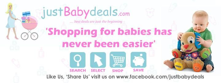 Search, Select, Shop, Save and Share best baby and maternity deals  Shopping for Babies is Fun at @JustBabyDeals