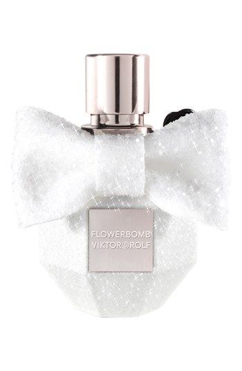 Viktor & Rolf 'Flowerbomb Crystal' Eau de Parfum (Limited Edition) available at Nordstrom. 1.7oz $120. This is my favorite perfume. I hope they bring this packaging back next year!!