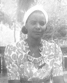 Myrah Keating Smith (1908-1994), West Indian nurse midwife