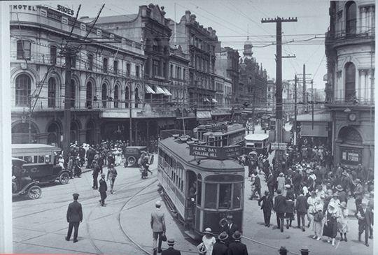 queen street historical