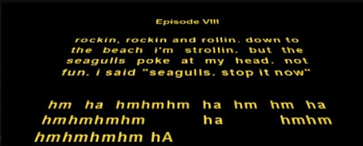 XD Star Wars Episode 5 The Empire Strikes Back, A Bad Lip Reading. Sung by Yoda XDD