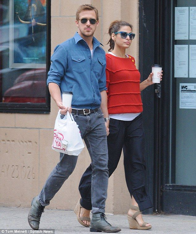 In happier times? Eva hasn't made a public appearance with long-term beau Ryan Gosling, 33, in months, with the pair's two-year relationship believed to have ended in December