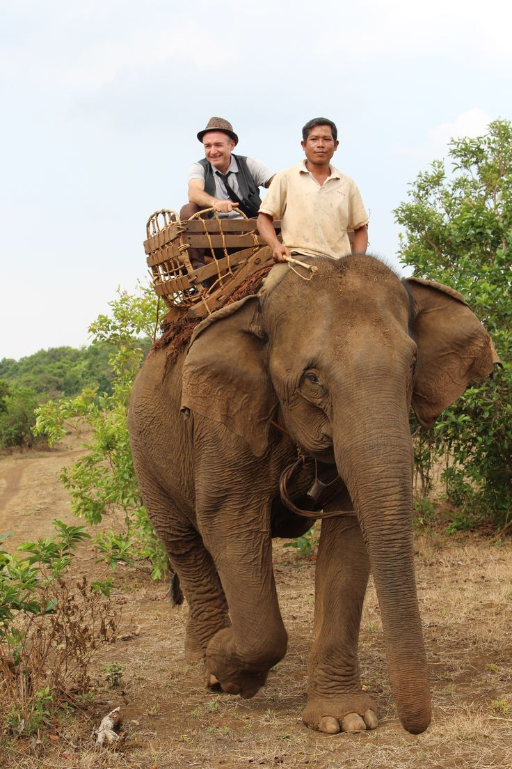 Senmonorom, Cambodge