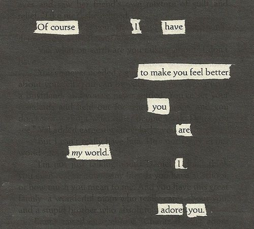 Of course I have to make you feel better you are my world and I adore you