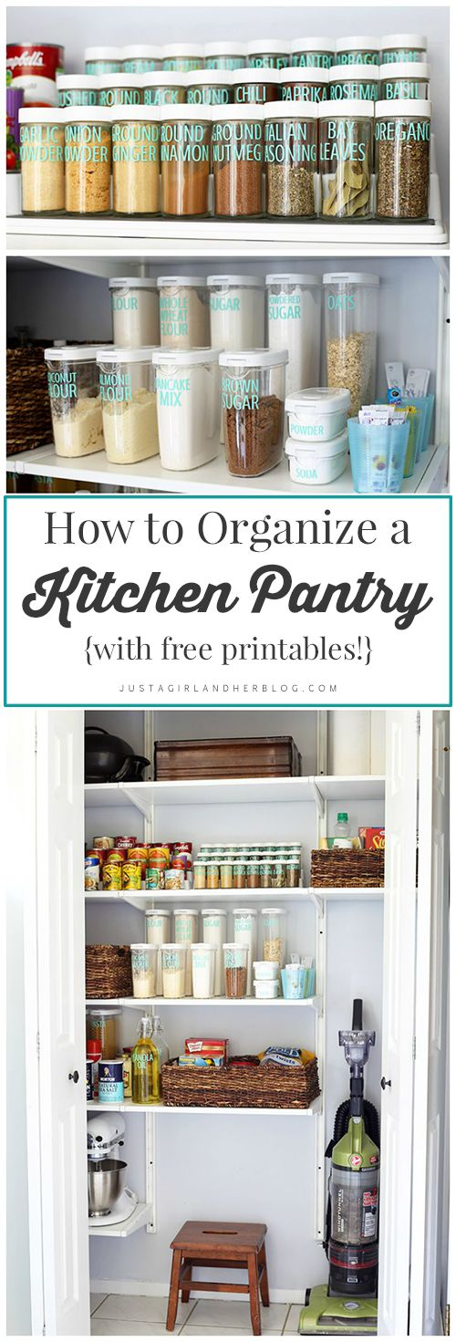 283 best pantry images on pinterest organising organized pantry and pantry ideas