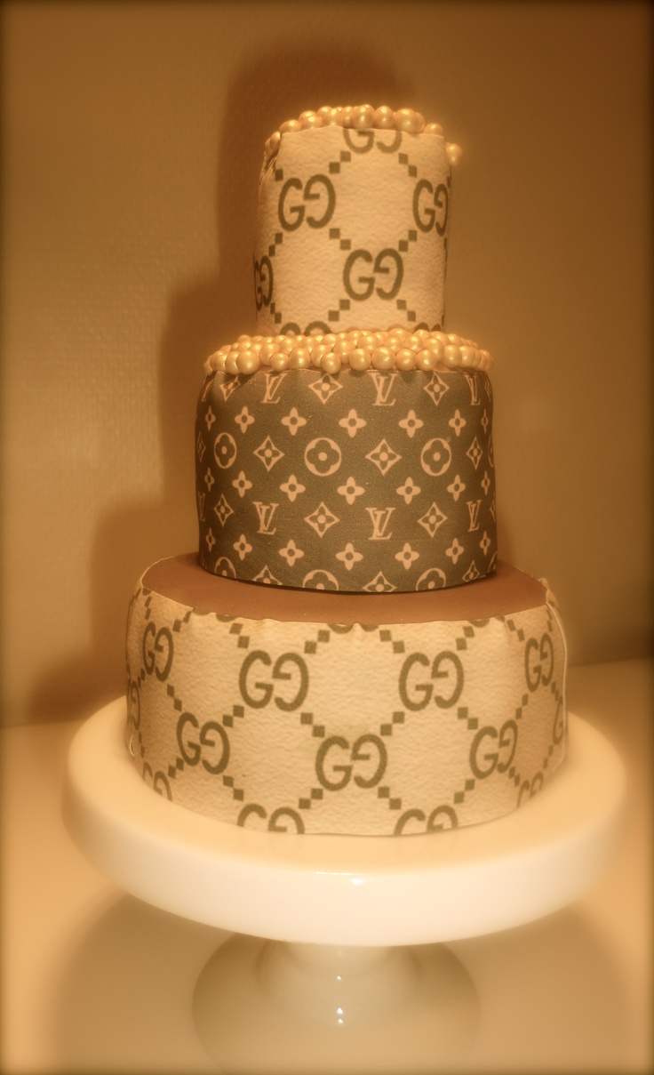 55 best Louis Vuitton Party images on Pinterest Anniversary cakes