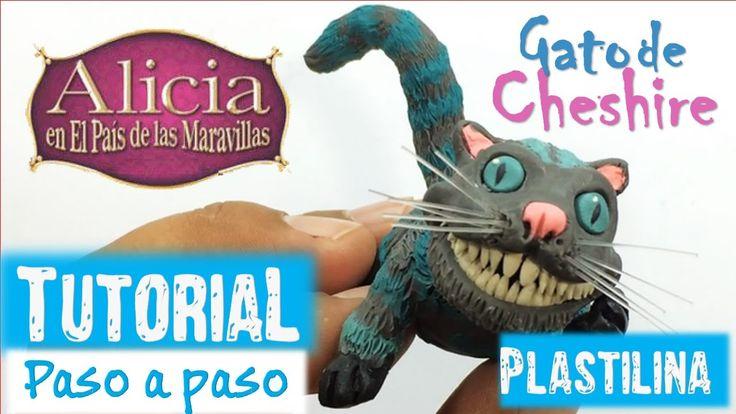 ✅COMO HACER AL GATO DE CHESHIRE DE ALICIA EN EL PAIS DE LAS MARAVILLAS  ...