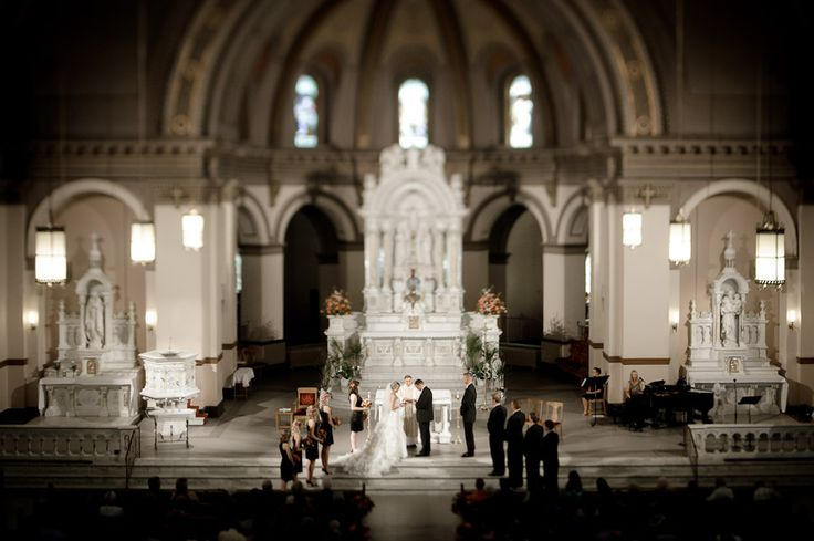 Matt Shumate Photography Beautiful Wedding Ceremony At St Al S Church On Campus Gonzaga U