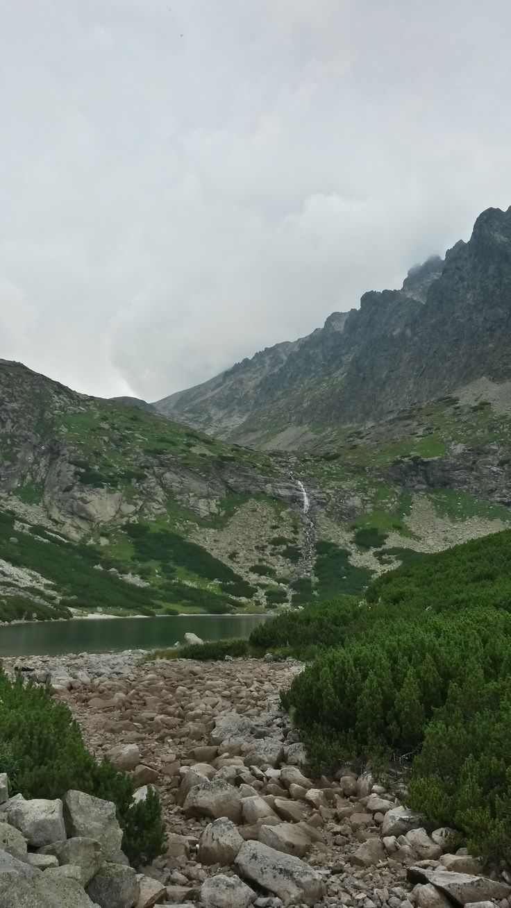 Velicka Dolina / Vysoke Tatry