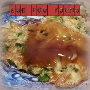 I was talking to a friend and childhood foods came up. One of the ones I remember fondly was chicken fried rice and Egg foo young. I haven't eaten Chinese out in over 2 decades due to the MSG and poor quality oils, so I took it upon myself to recreate from memory my culinary experience. This is a simplified version without the water chestnuts and pan fried in organic avocado oil. The sauce is the magical component. If you can't have soy, maybe try coconut aminos.
