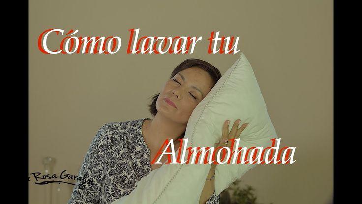 C mo lavar las almohadas limpieza pinterest lavar - Como lavar almohadas ...