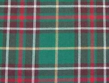 Newfoundland Provincial tartan- speaks for itself <3