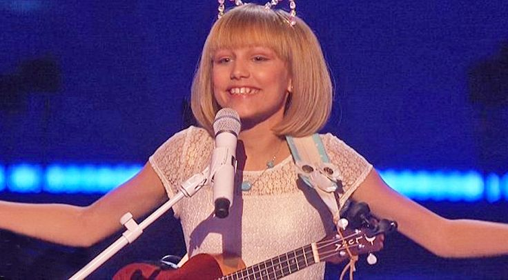 Country Music Lyrics - Quotes - Songs Grace vanderwaal - America's Got Talent Champ Finally Reveals What She'll Buy With Cash Prize - Youtube Music Videos http://countryrebel.com/blogs/videos/agt-2016-champion-gives-post-win-update-what-reveals-what-her-first-big-purchc