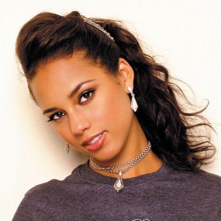 Alicia Keys. Would wife so hard!