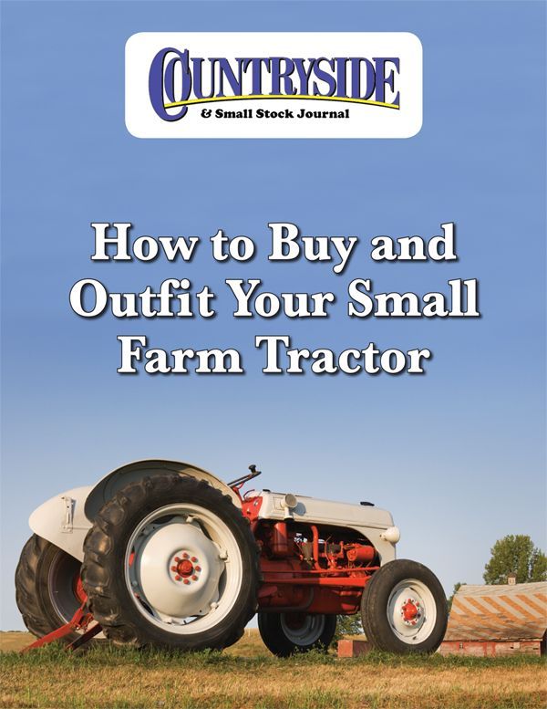 This FREE handbook guides you through the process of choosing the best small farm tractor and compact tractor attachments for you.