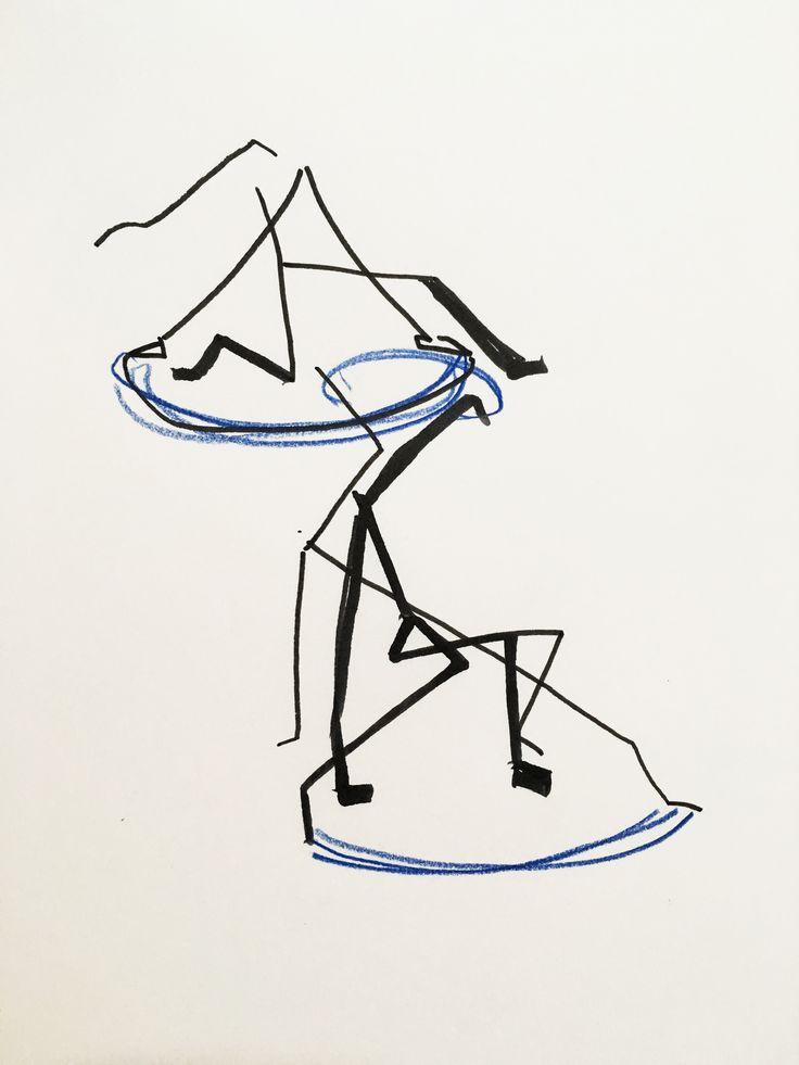 춤.움직임. 변인과 변하지 않는것. 도식화. 붓펜,색연필