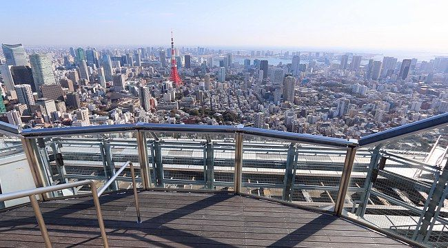 Tokyo Travel: Roppongi Hills - see the city from 52 floors up!