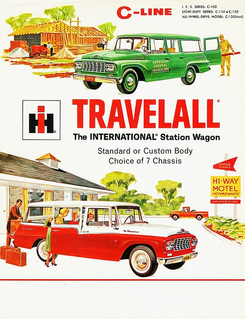 International Travelall Station Wagon