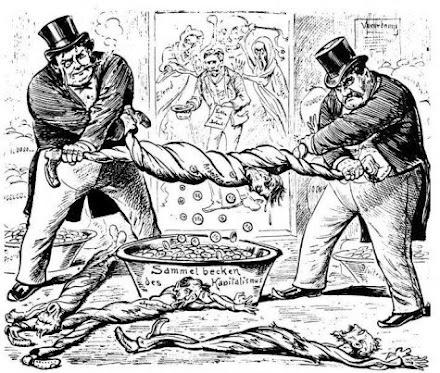 fatihizm - Kapitalizmin içyüzünü anlatan ufak bir fıkra