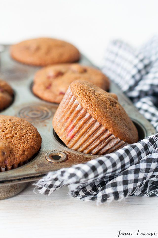 Gingerbread cranberry muffins_   Janice Lawandi @ kitchen heals soul