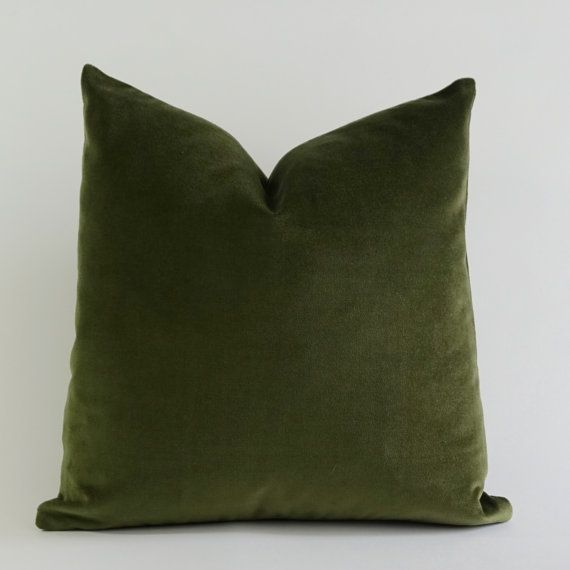 Decorative Velvet Pillows - Get this look at NoraQuinonez.Etsy.com #HomeDecor #Pillows #Cushions @noraquinonez