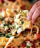 Ostré nachos
