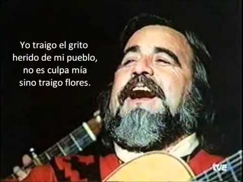 Recitado Inedito Horacio Guarany Luna Park 84, primer recita