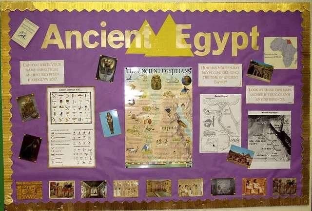 Calendar Ideas Key Stage : Best images about egypt display on pinterest