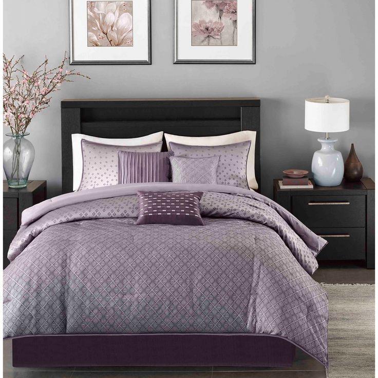 Madison Park Morris 7piece Polyester Comforter Set