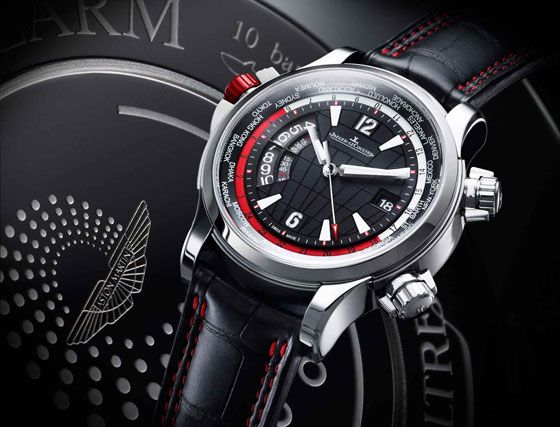www.watchtime.com | blog  | Need for Speed: 8 New Watches Inspired by Auto Racing | racingwatches jaeger