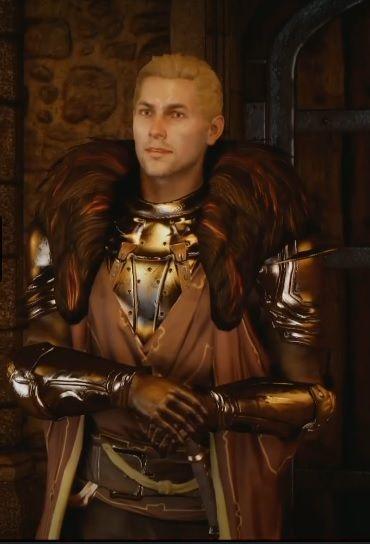 Dragon Age Inquisition: Cullen (PC Screenshot) by SnipedByAGir1 on DeviantArt
