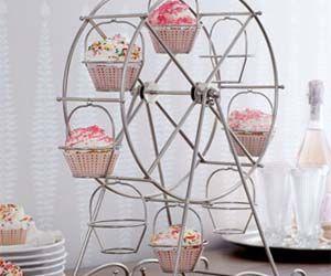 Ferris Wheel Cupcake Holder $60.00