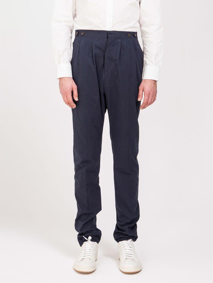 UMIT BENAN , High Waisted Pantolon #shopigo#shopigono17#menswear#ss15#readytowear
