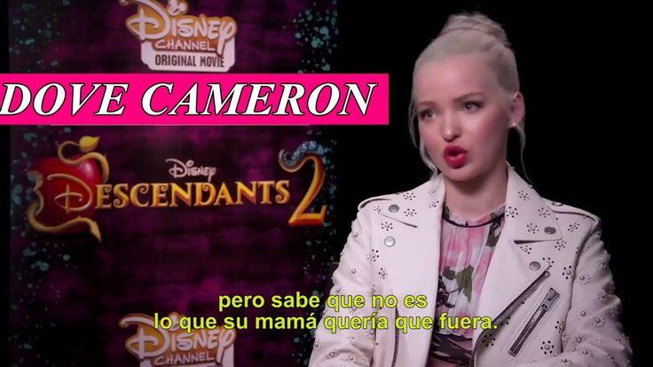 DOVE CAMERON Y SU  ENTREVISTA subtitulada¡¡