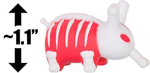 Bones Red Skeleton 11 Lore of the Labbit  Kozik x Kidrobot Smorkin Labbit MiniFigure Series VERY RARE *** See this great product.