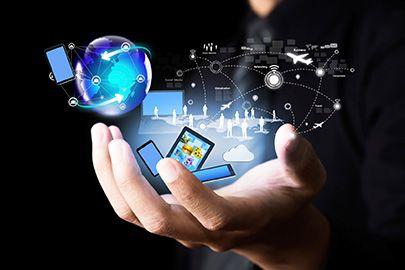 werken met de nieuweste technien. zowel in het onderwijs als de technieken de bedrijven uitvoeren.