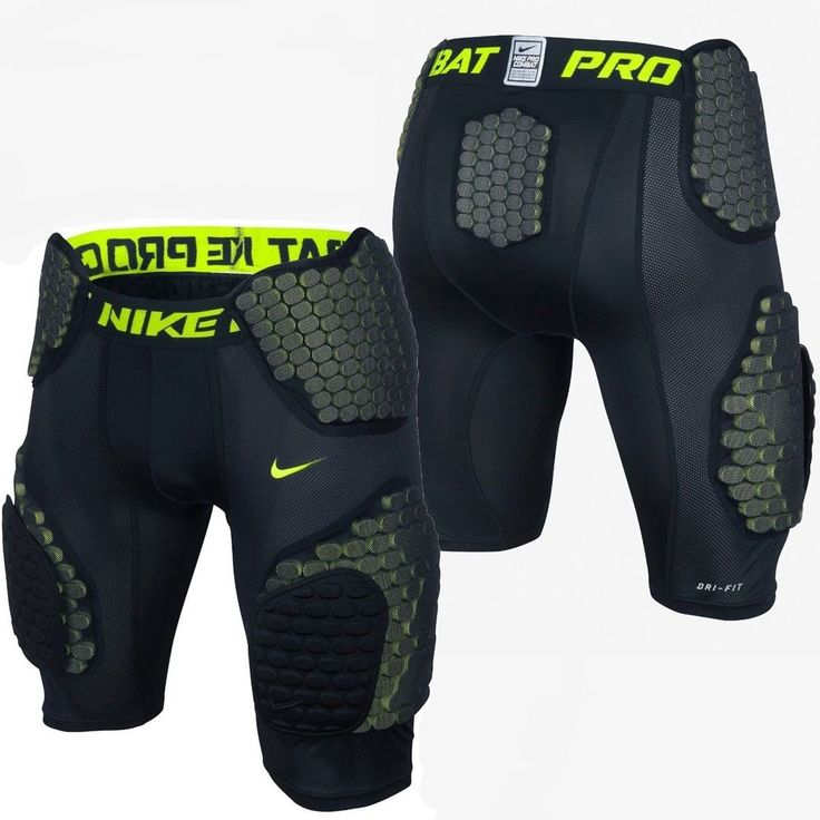 Nike Pro Combat hyperstrong padded girdle football men's small 533045