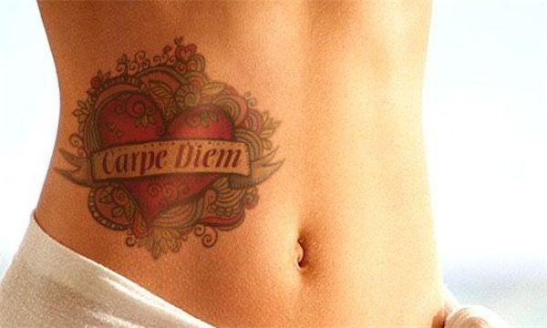 Stomach tattoos find them at 30 original stomach tattoos